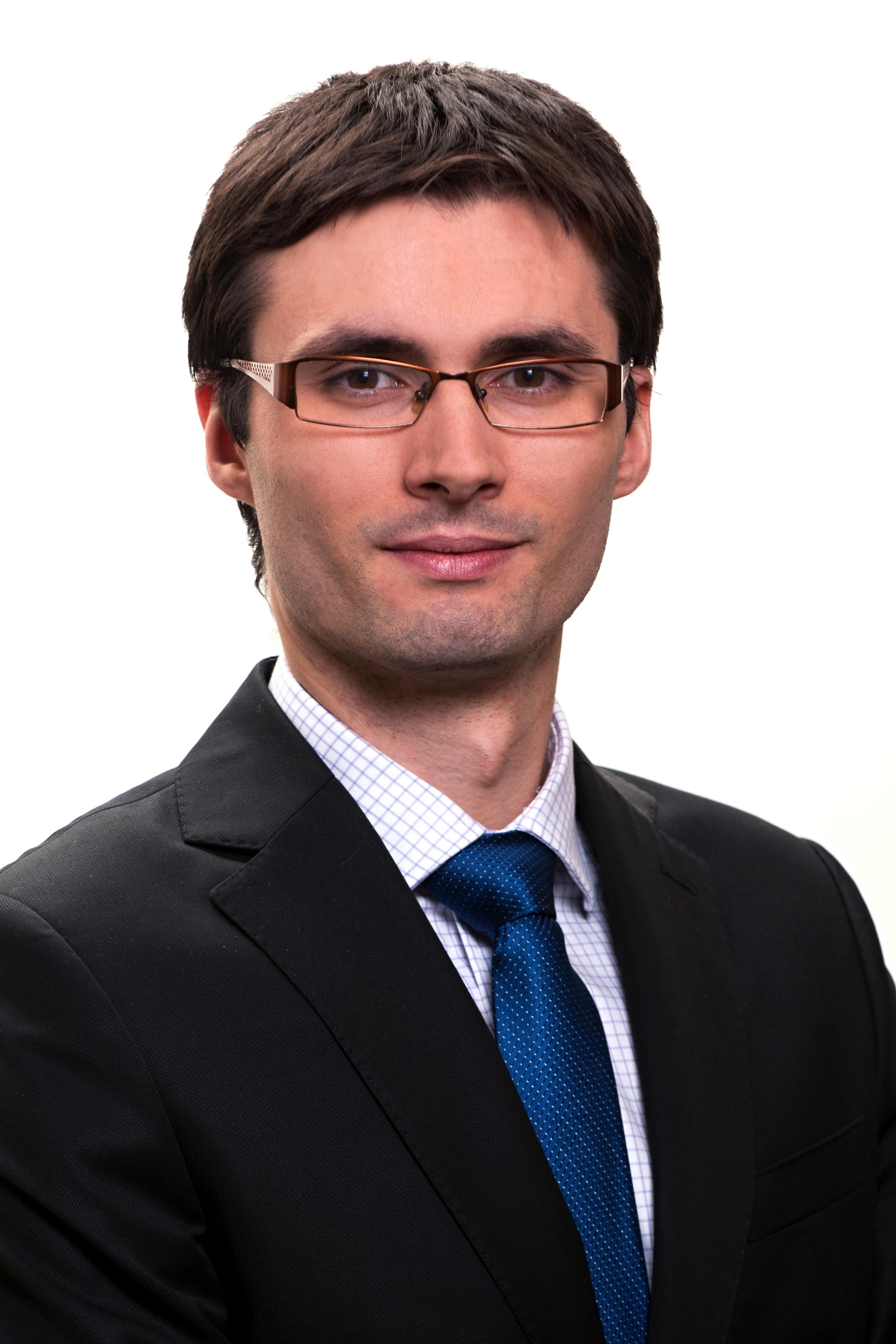 Ing, Boris Tomčiak, CFA, FRM